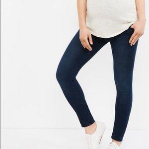 LED Secret Fit Belly Addison Skinny Maternity Jean